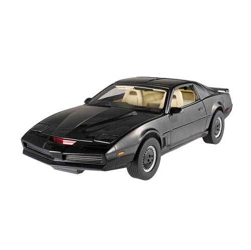 Knight Rider KITT 1:18 Hot Wheels Heritage Die-Cast Vehicle