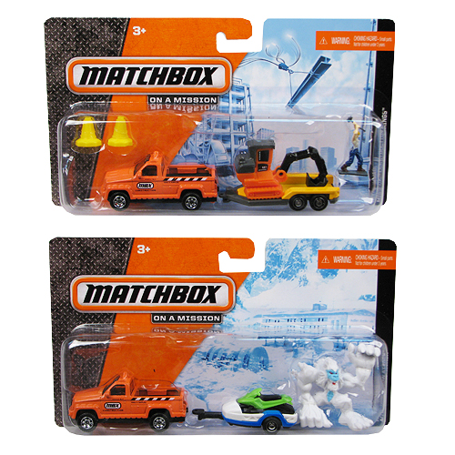 Matchbox Hitch and Haul Vehicles Case