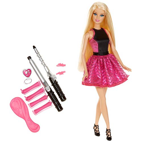 Barbie Endless Curls Ultimate Hair Caucasian Doll