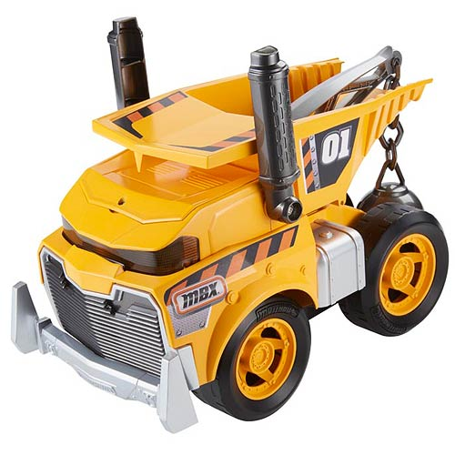 Matchbox Wrecky The Wrecking Buddy Construction Vehicle