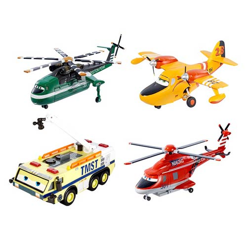 Planes Fire & Rescue Oversized Vehicles Wave 1 Rev. 2