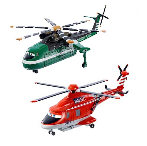 Planes Fire & Rescue Oversized Vehicles Wave 1 Rev. 3