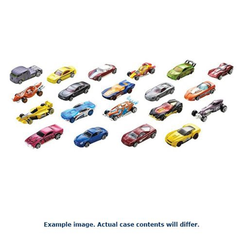 Hot Wheels Worldwide Basic Cars 2017 Wave 5 Case