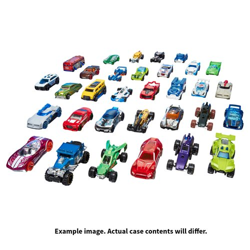 Hot Wheels Worldwide Basic Cars 2020 Wave 10 Case