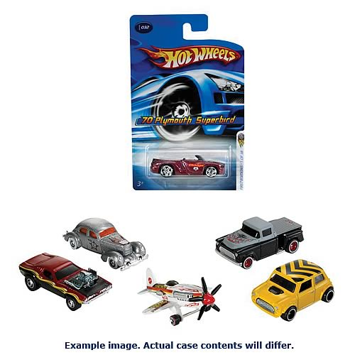 Hot Wheels Worldwide Basics 2013 Wave 1 Case