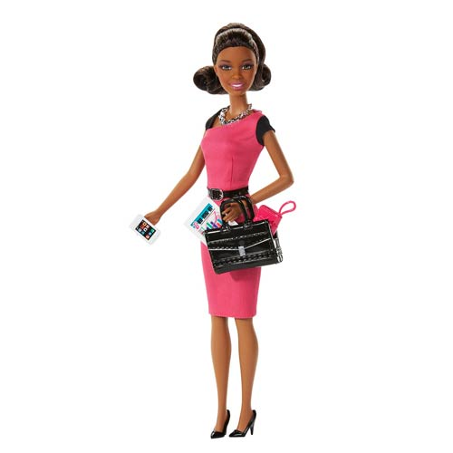 Barbie Entrepreneur Barbie African American Doll