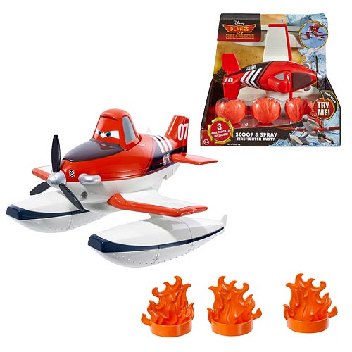 Planes Fire and Rescue Bath Hero Vehicles Case