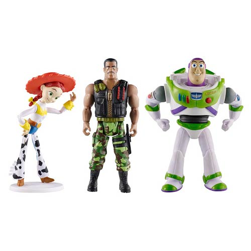Disney Toy Story of Terror Action Figure Gift Pack