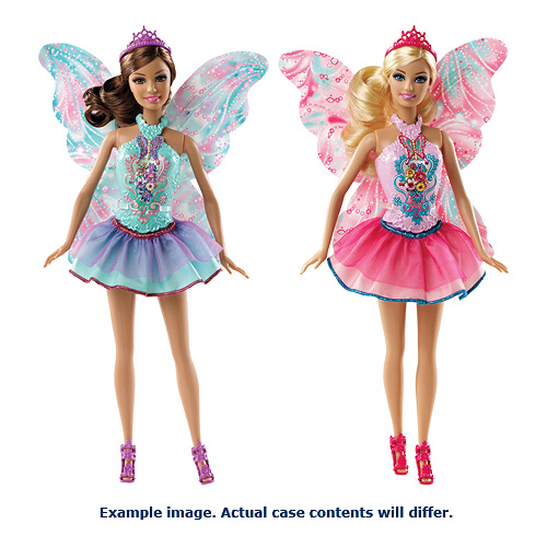 Barbie Fairytale Magic Fairy Barbie Doll