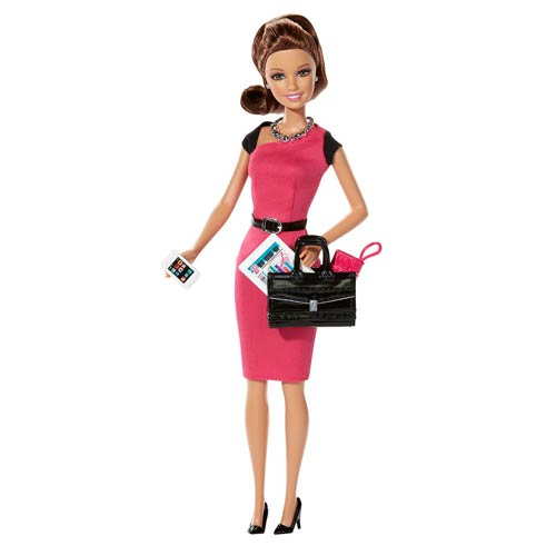 Barbie Entrepreneur Barbie Hispanic Doll
