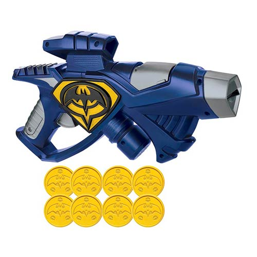 Batman Light Up Firing Blaster
