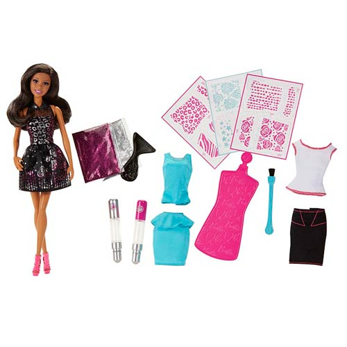 Barbie Sparkle Studio African American Doll