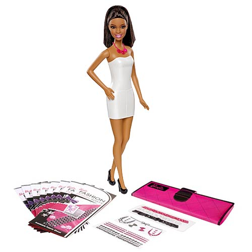 Barbie Fashion Design Maker African American Doll