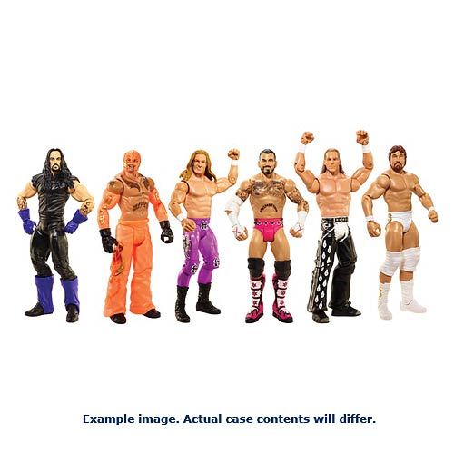 WWE Basic Summerslam Action Figure Case