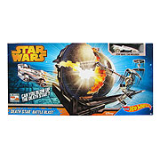 Star Wars Hot Wheels Death Star Battle Blast Set
