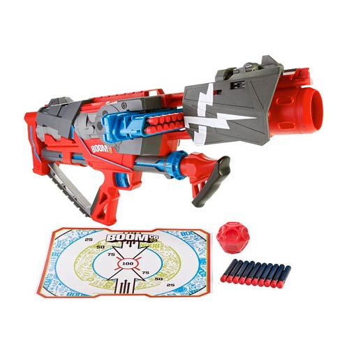 BOOMco. Rapid Madness Blasters with Round