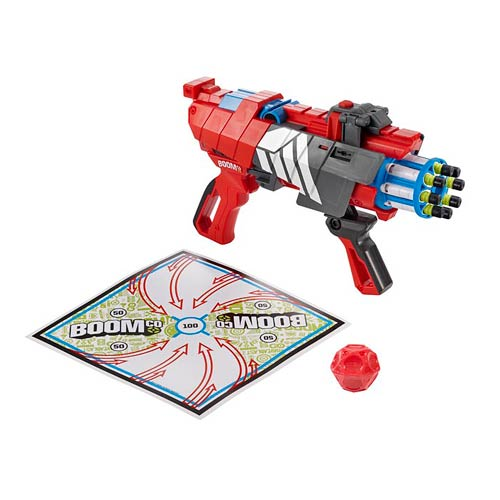 BOOMco. Twisted Spinner Blasters with Round