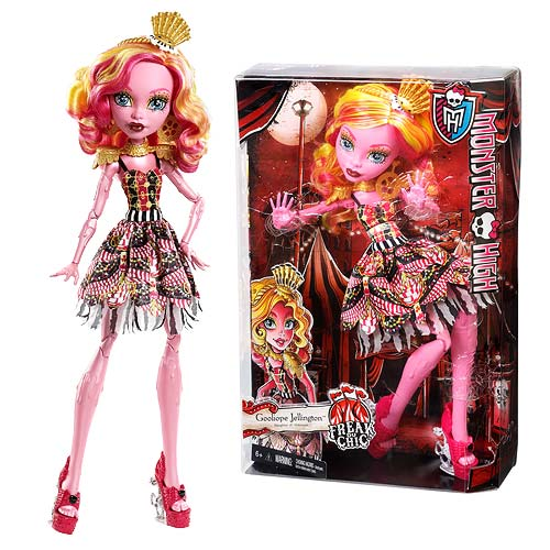 monster high dolls mattel