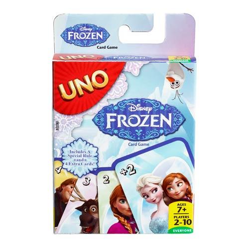 Disney Frozen UNO Card Game