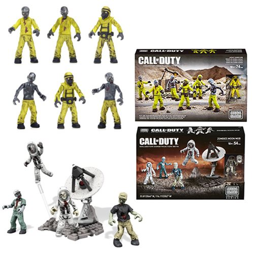 Mega Bloks Call of Duty Zombie Troop Pack Series 2 Case