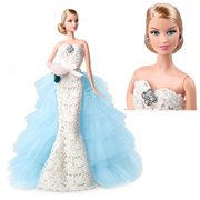 Barbie Oscar De La Renta Gold Collector Doll