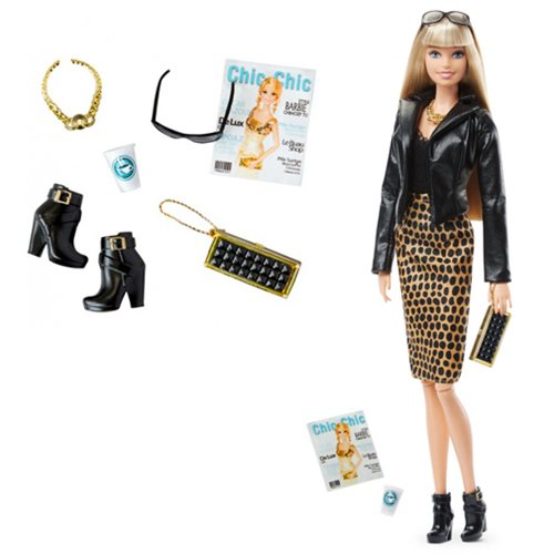 Barbie Look Urban Jungle Black Label Doll