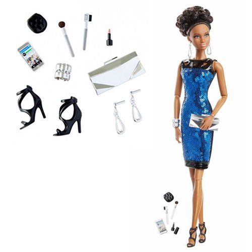 Barbie Look Night Out Black Label Doll