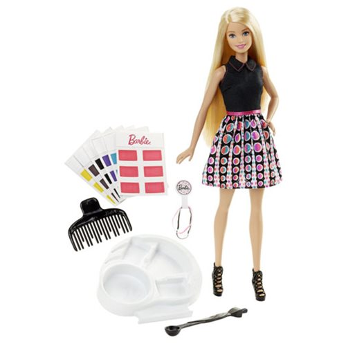 Barbie Mix 'N Color Doll