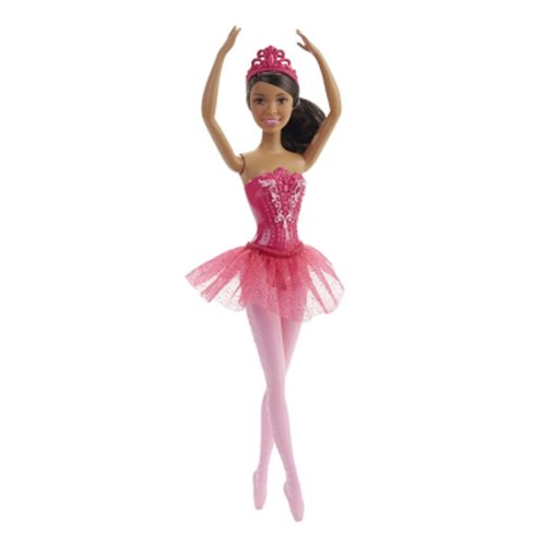 Barbie Ballerina African American Doll