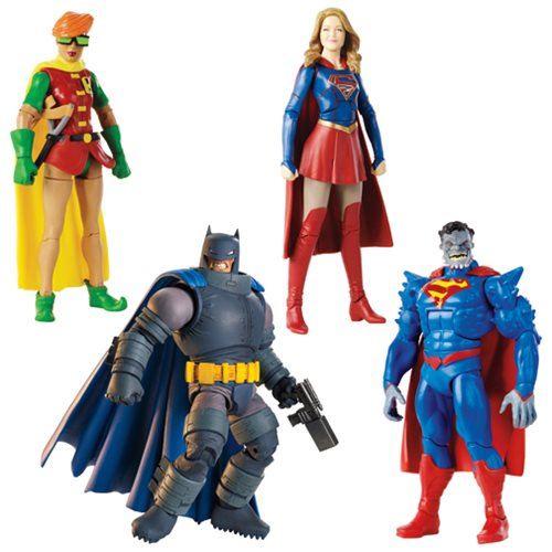 DC Comics Multiverse 6-Inch Action Figure Wave 3 Case