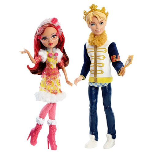 Ever After High Epic Winter Dolls 2-Pack