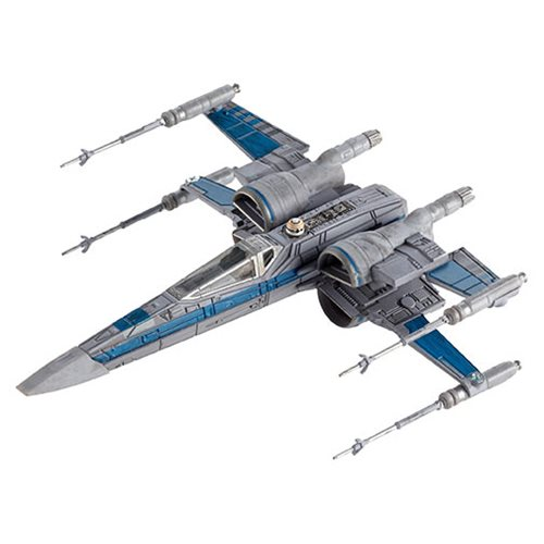 Star Wars Tfa Resistance X Wing Fighter Hw Elite Vehicle