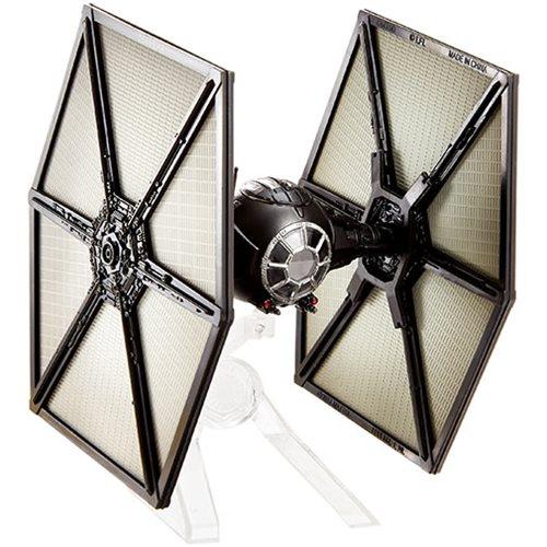 Star Wars: The Force Awakens First Order TIE Fighter Hot Wheels Elite Die-Cast Metal Vehicle