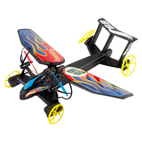 Hot Wheels RC Sky Shock Remote Control Vehicle
