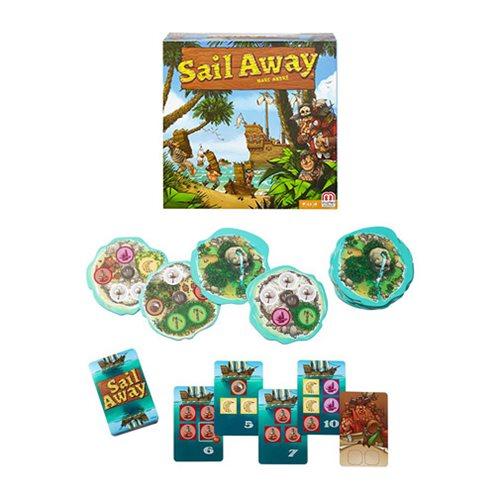 Sail Away Board Game