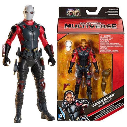 DC Multiverse Suicide Squad Deadshot 6-Inch Action Figure ...