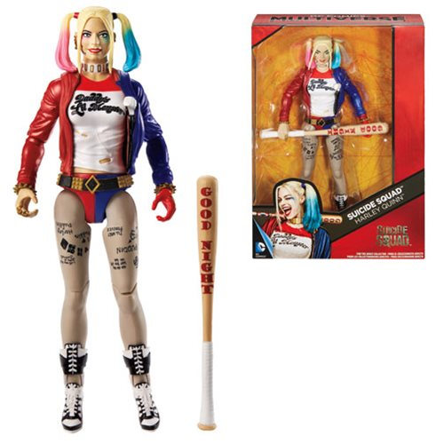 Dc Multiverse Suicide Squad Harley Quinn 12 Inch Figure