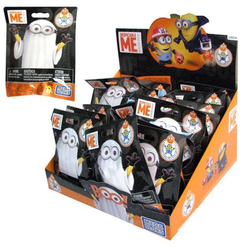Mega Bloks Despicable Me Halloween Micro Action Figures Case - Mattel ...