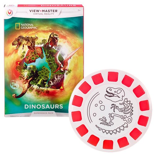 View-Master Nat Geo Dinosaurs Expansions Pack