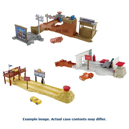Cars Story Sets Playset Case