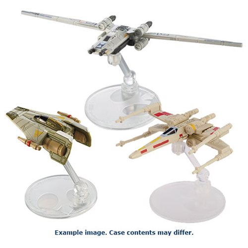 Star Wars Rogue One Hot Wheels Starships Mix 1 Case