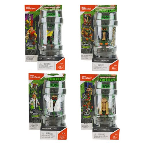 Mega Construx TMNT Mutation Pack Case