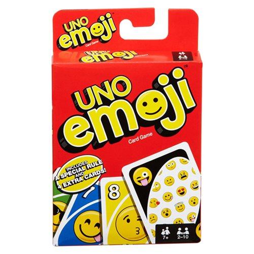 Uno Emoji's Game