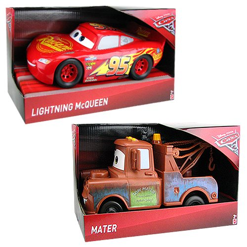 Cars 3 8 1/2-Inch Vehicles Case