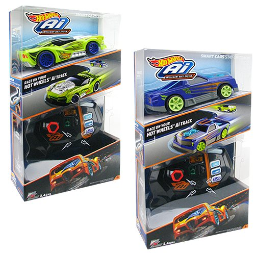 Hot Wheels AI Car + Controller Kit 2016 Mix 1 Case