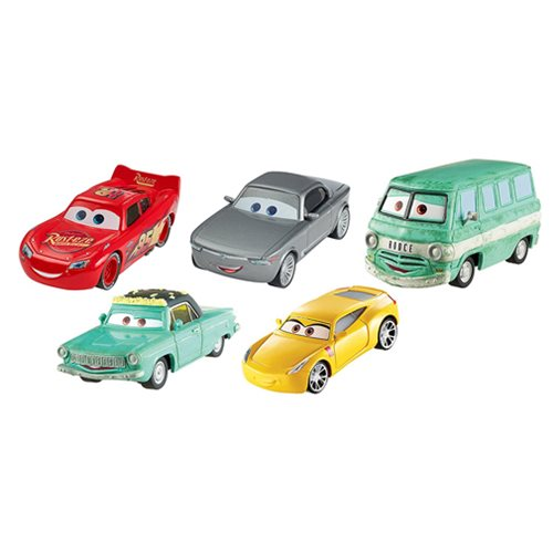 Cars 3 Die-Cast Vehicle Collection 5-Pack
