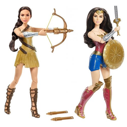 Wonder Woman Movie Deluxe Fashion Doll Case