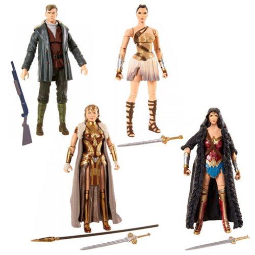 DC Multiverse Wonder Woman Movie 6-Inch Action Figure Case
