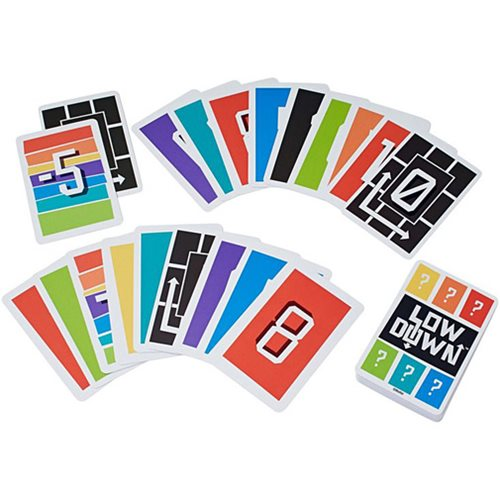 Low Down Card Game