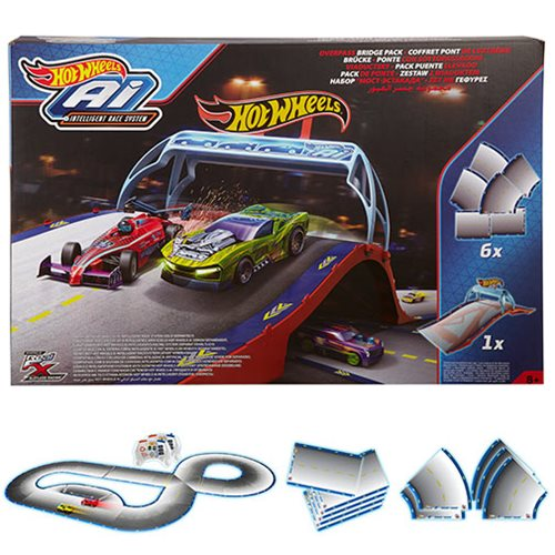 Hot Wheels AI Track Expansion Pack Case